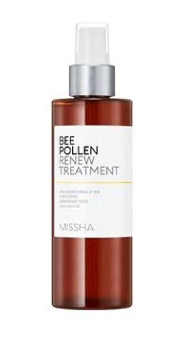キャプションスマッシュ豊富な[Missha] Bee Pollen Renew Treatment 150ml [ミシャ] ビーポレンリニュートリートメント150ml [並行輸入品]