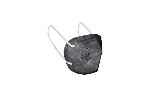 MASCHERINE VENETE 20 einzeln verpackte FFP2-Masken (Grau)