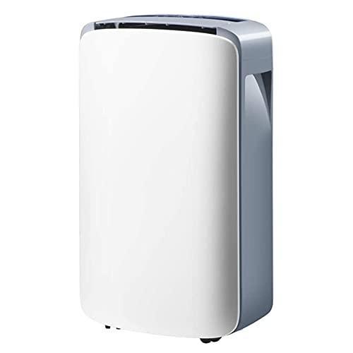 Deumidificatore Portatile,purificatore d'Aria di sbrinamento Automatico della Famiglia,spegnimento Automatico Quando l'acqua è un'operazione Completa,silenziosa e a Risparmio energetico,for Le cucine