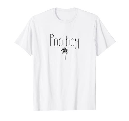 Pool boy プールボーイ I プールオーナー ライフガード Tシャツ