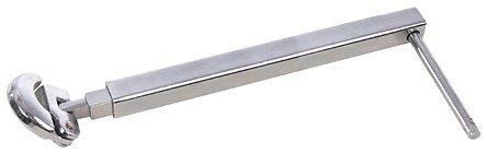 Silverline 479849 - Llave telescópica para tuercas de lavabo (278-455 mm)