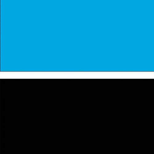 zision Aquarium Background Fish Tank Removaboe Sticker Double Side- Black,Blue Plants,Wood,Forest,Rock,Reef Glue