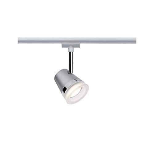 976.13 Paulmann Leuchten URail Spot Cone max. 1x10W GU10 Chrom ma Chrom 230V Metal