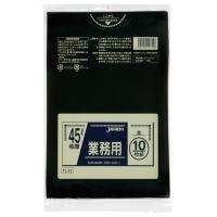 業務用ポリ袋 45L(0.05)黒 30冊入 PL42