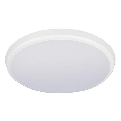 Preisvergleich Produktbild Tomons LED Deckenlampe Bad IP54 Wasserdicht,  24 W,  30 cm,  Deckenleuchte Natürliches Weiß 2200lm,  3000K,  Moderne Runde Deckenleuchten für Schlafzimmer,  Bad,  Küche,  Wohnzimmer