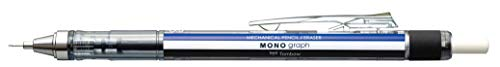 Tombow Mono Graph Shaker Mechanical Pencil 0.5mm, Pattern Body (SH-MG)