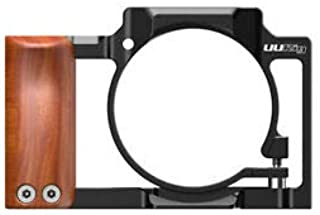 UURig R056 volledig aluminium kooi met houten handvat voor Sony ZV1 SLR camera