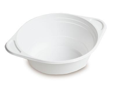 1000 Einweg Suppenterrinen Suppenteller Mikrowellentauglich 500 ml