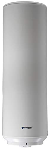 Junkers Grupo Bosch Termo Electrico 80 litros   Calentador de Agua Vertical Slim, Resistencia Ceramica, 2000w