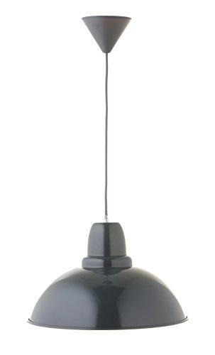 Els Banys City 37 - Lámpara colgante de techo, color azul (disponible...