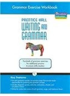 Writing and Grammar: Grammar Exercise Workbook, Grade 7