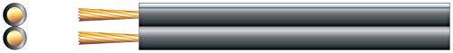 Other Economía Fig 8Cable de Altavoz 2x 420.15mm Blackwhite 100M