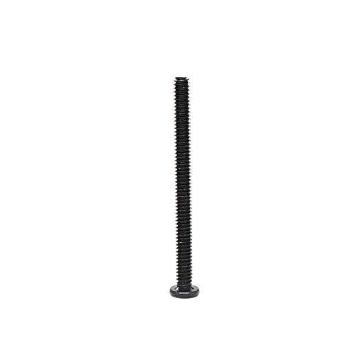 binifiMux 12pcs Black 1/4-20 x 3