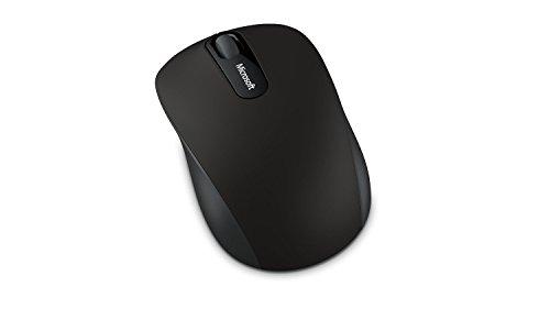 Microsoft PN7-00004 Mobile 3600 Mouse, Bluetooth, Nero