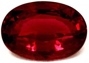 GemsNY GIA Certified Untreated 1.15 Oval Carat Ranking TOP4 Tampa Mall Natural Ruby