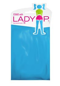 LADYP - Wegwerf Urinal (2×)