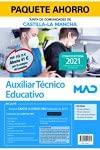 Paquete Ahorro Auxiliar Técnico Educativo de la Junta de Comunidades de Castilla-La Mancha. Ahorra 4...