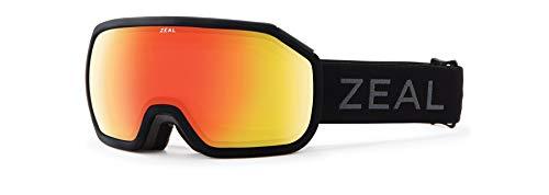 Zeal Optics Herren Schneebrille Fargo Dark Night
