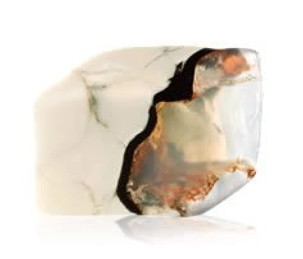 キリマンジャロ受動的居住者Savons Gemme サボンジェム 世界で一番美しい宝石石鹸 フレグランスソープ マーブル 170g