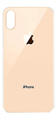 g d online centre battery back panel replacement cover case compatible for apple iphone xs max [gold]