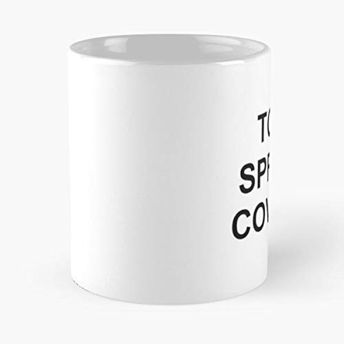 Toby Spread Covid-19 - The Office Classic Mug Funny Gift Coffee Tea Cup White 11 Oz Best Gift For Holidays Situen.