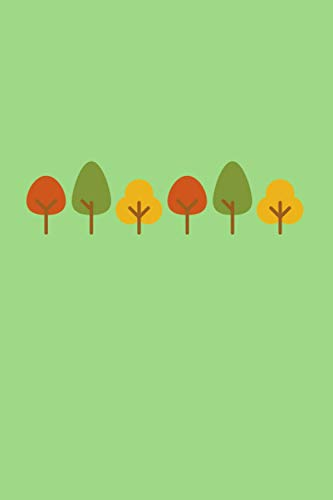 Tree Notebook: Perfect for Nature Lovers | 100 Lined Notebook for Home School College Work (Tree Notebooks)