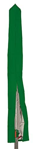 Juwel Schutzhülle für Wäschespinnen (Wetterhülle mit Reißverschluss, passend für alle Wäschespinnen von Juwel, Länge 180 cm, robustes Material) 30211