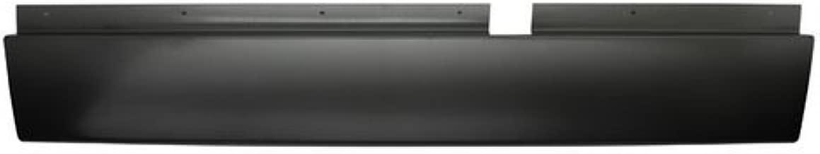 IPCW CWRS-02DGM Dodge Pickup/RAM Steel Smooth Roll Pan