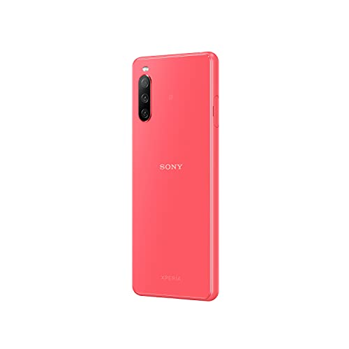 Sony Xperia 10 III 5G Smartphone (15,2 cm 21:9 Wide Full HD+ OLED Display, Triple-Kamera System, Android 11 SIM Free, 6 GB RAM, 128 GB Speicher)
