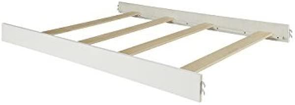 Full Size Conversion Kit Bed Rails For Lajobi S LittleMissMatched Confetti Crib White