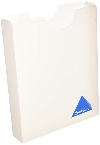 Satch SAT-BOX-001-000 Unisex Windeltasche transparent