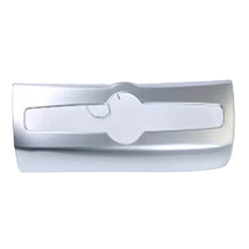 Damage donghaibaihuopu Coche del Interruptor de Sonido del Interruptor de Coches Cubierta de la Consola Cubierta Ajuste para Volvo XC60 2018 2019 Estilo Decorativo (Color Name : Silver)