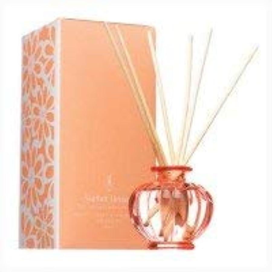 私たちのラフト唇SORBET DREAM ソルベドリーム ミニディフュージョンスティック 35ml パッションフラワー&レモンクラッシュ(オレンジ)