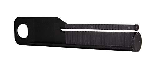 Weicon 10663110 Spezial-Schieber zum Umrüsten der Dosierpistole Easy-Mix PE-PP 45 & D 50, schwarz