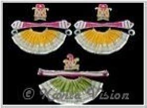 Jagannatha, Baladeva and Lady Subudra Dress/Outfit