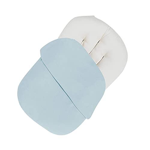 Jingmei Reductor De Cuna - Nidos para Bebes - 100% algodón Suave Transpirable Nido Reductor para Cuna Cama Nido para Bebé, Apto para bebés, niños y niñas BesBet