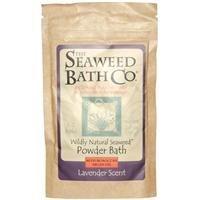 The Seaweed Bath Co., Powder Bath With Moroccan Argan Oil, Lavender Scent, 2.0 Oz (57 g) by Seaweed Bath Co.