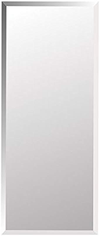 Jensen 868P34WHGX Bevel Mirror Medicine Cabinet 16 X 36