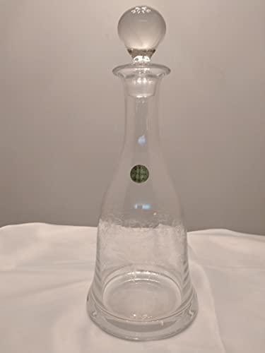 Botella de cristal Bohemia LT 1 D 1247