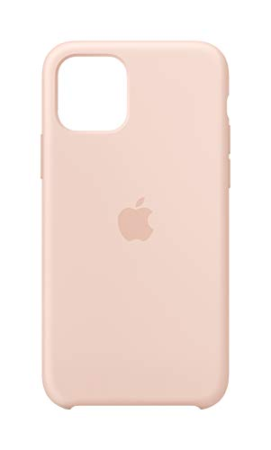 Apple Funda Silicone Case (para el iPhone 11 Pro) - Rosa Arena - 5.85 Pulgadas
