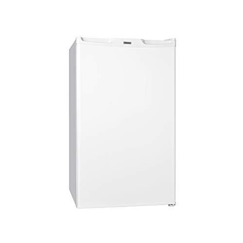 Hisense FV85D4BW1 Congelatore Sottotavolo Monoporta con 3 cassetti, Colore Bianco, Altezza 83,9 cm e Capacità Netta 65 L