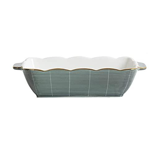 1 Piece Cake Pans Ceramic Bakeware Baking Sheets Nonstick Baking Utensils Set And Supplies Dark Gray 550ml