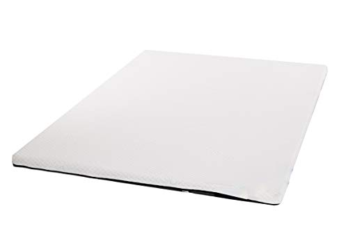 Pavillon class - Topper viscoelástico de 5 cm - Comodidad y protección para tu colchón - 150 x 190 cm