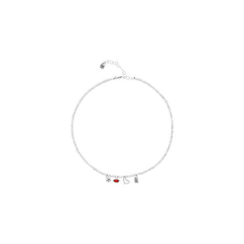 Collar UNOde50 Lucky Charms COL1406ROJMTL0U