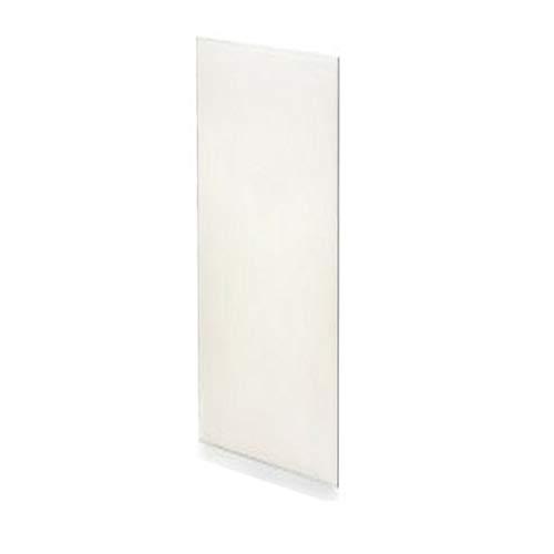 Glasscheibe Seite passend für Kaminofen Topas Elba Esagon von Eurotherm Kaminglasscheibe Ersatzglas hitzebeständig
