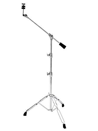 DIMAVERY SC-802 Becken-Ständer | Ständer mit Gewicht für Ridebecken