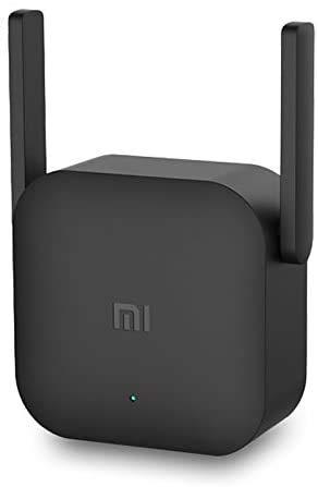 Xiaomi WiFi Repetidor (Puerto Ethernet,10/100 mbps, con Enchufe, 300 Mbps, 2.4 GHz) de Red WiFi Extensor Amplificador de Cobertura Red Inalámbrica Señal Inalámbrica Router Inalámbrico