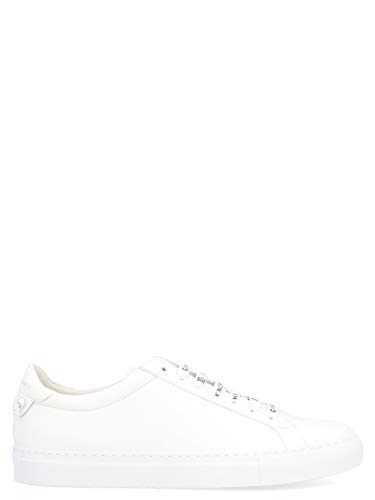 Givenchy Luxury Fashion Damen BE0003E0GC100 Weiss Leder Sneakers | Jahreszeit Permanent