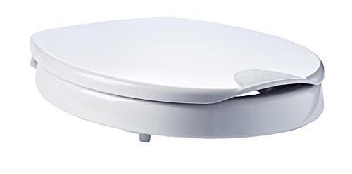Ridder A0070700 WC-Erhöhung; Toilettensitzerhöhung Premium mit Absenkautomatik