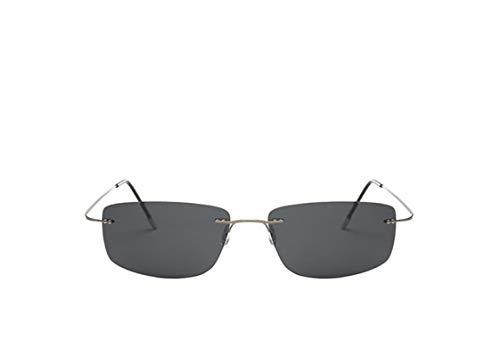 Gafas de Sol Gafas De Sol Polarizadas De Titanio Sin Montura